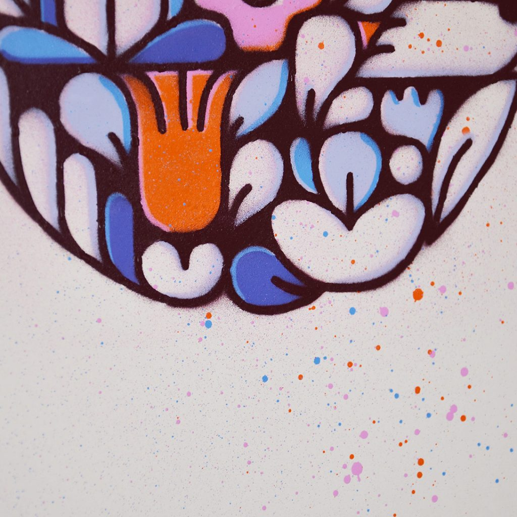 flower bomb 1violet-1