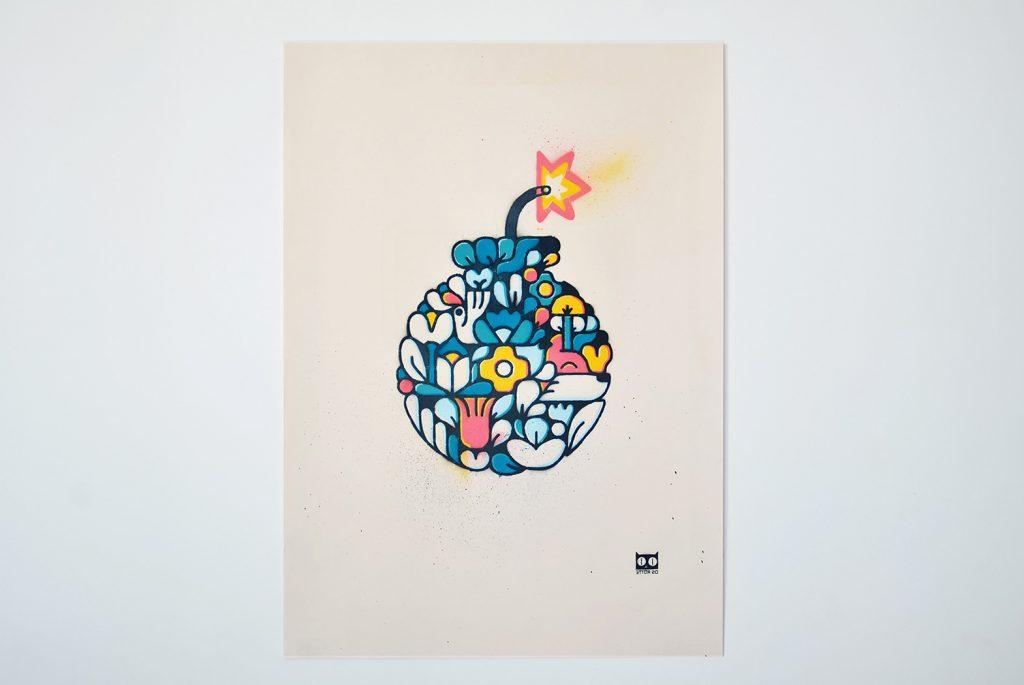 ettoja-flower bomb-blue-0