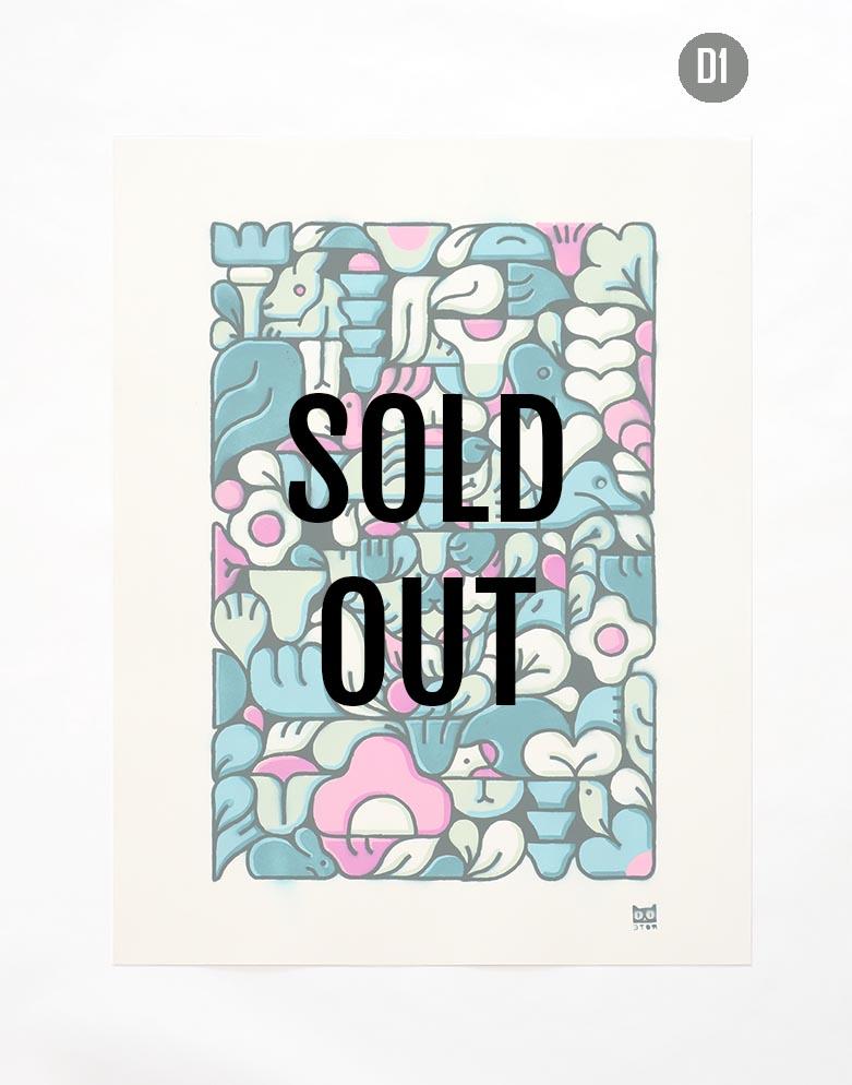 nature morte ettoja D1 sold out
